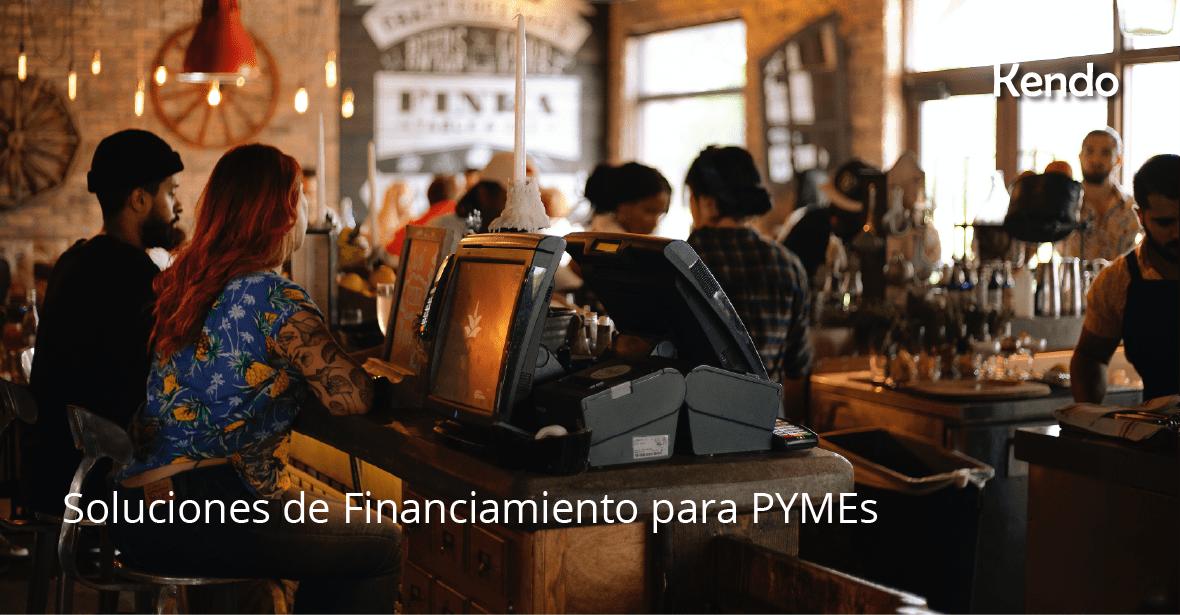 Soluciones de Financiamiento para PYMEs