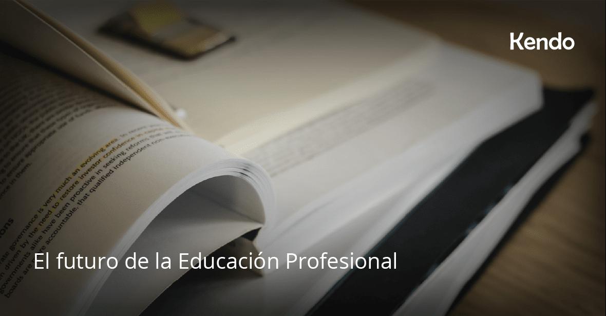 El futuro de la Educación Profesional