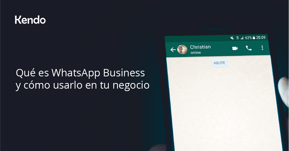 Qué es WhatsApp Business y cómo usarlo en tu negocio
