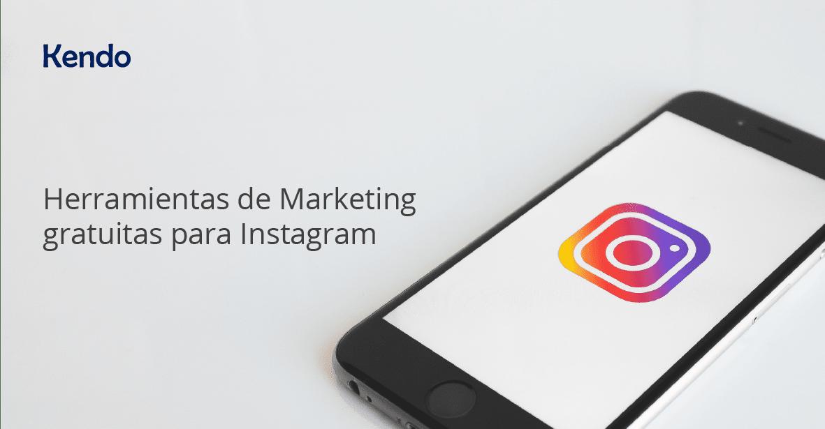 Herramientas de Marketing gratuitas para Instagram
